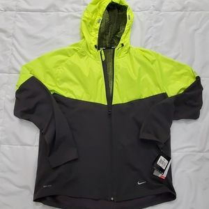 Nike drifit running jacket